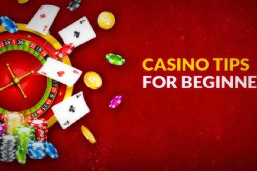 Best 3 Casino Tips For Beginners