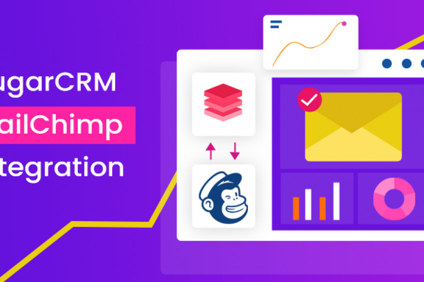 SugarCRM Mailchimp Integration: Best for running Email Campaigns