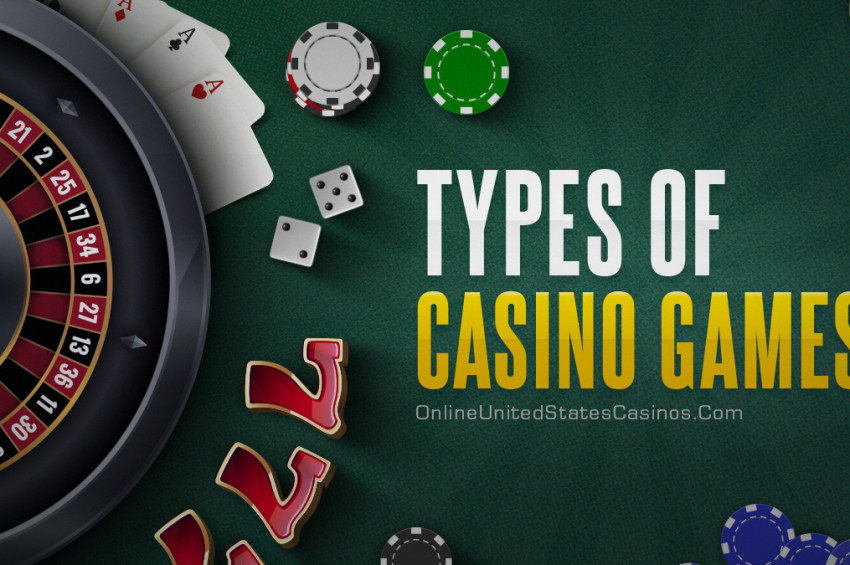 Types Of Casino Games What Is Casino A Quick Intro
