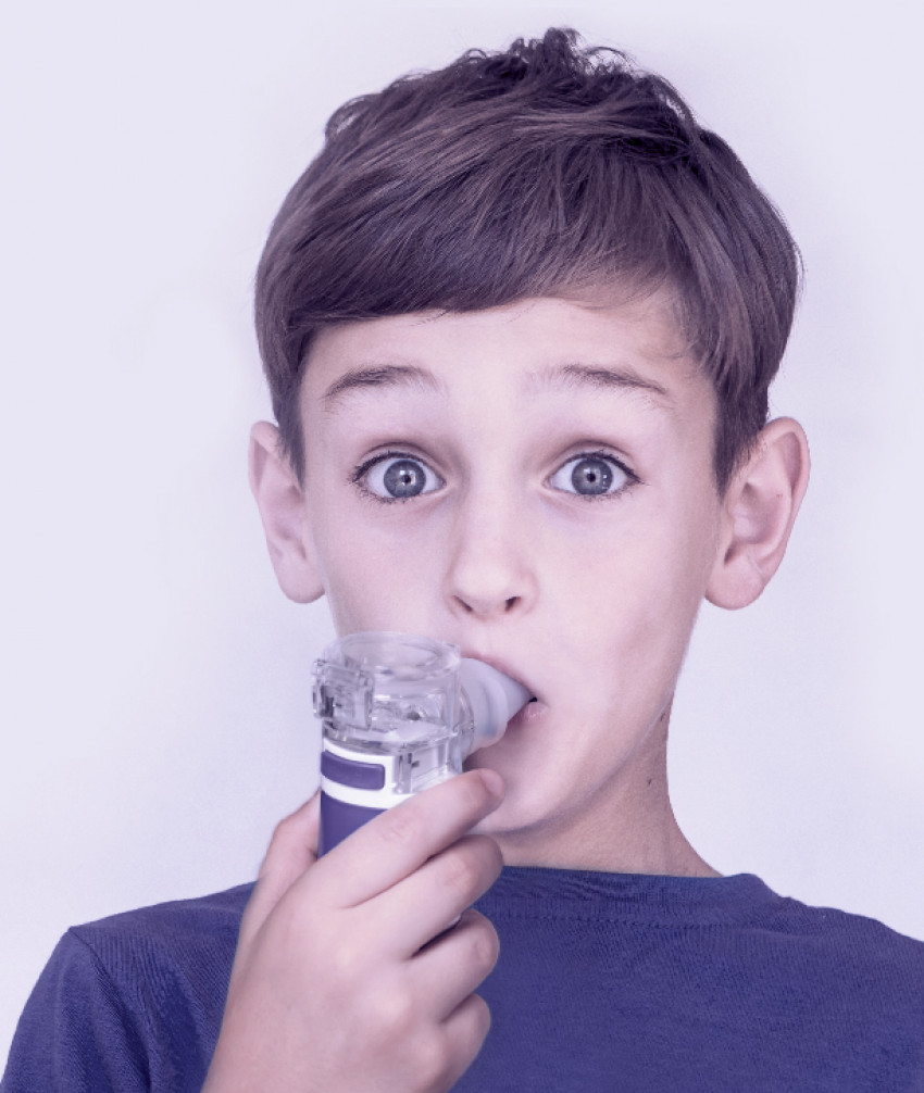 NEBULIZERS FOR BREATHING RELIEF