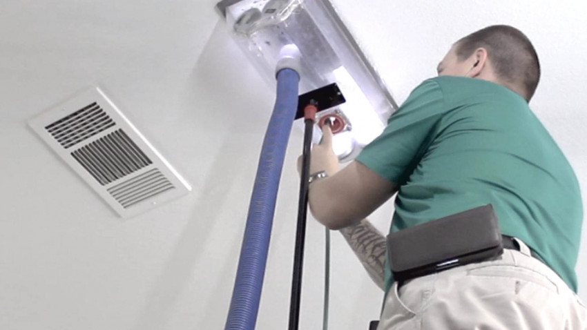 Achieve Better Indoor Environment with Air Duct Cleaning