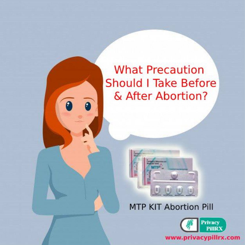 What Precaution Should You Take Before And After Abortion