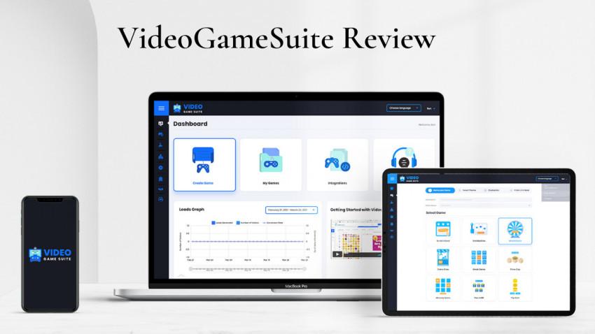 VideoGameSuite Review & Demo By Actual Consumer + $13Okay Premium Bonus   Offers Dunia