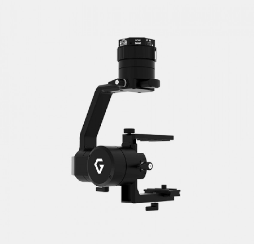 Compact Yet Universal Gremsy Pixy U Good for Inspection, Mapping & Aerial Surveying