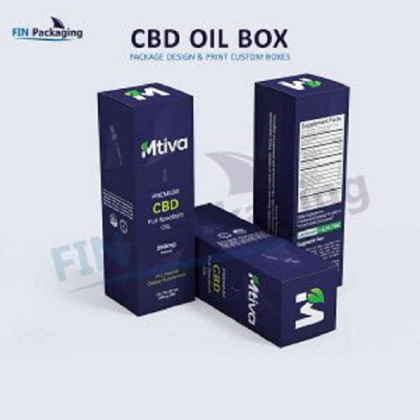 How Custom CBD Boxes Can Help You Boost Sales