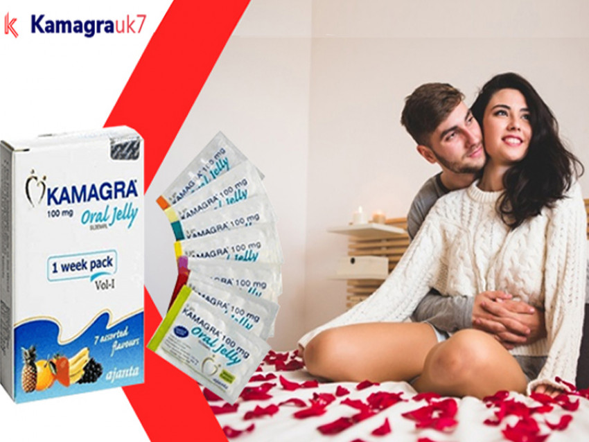 Use Kamagra Oral Jelly in the UK for ED Protection