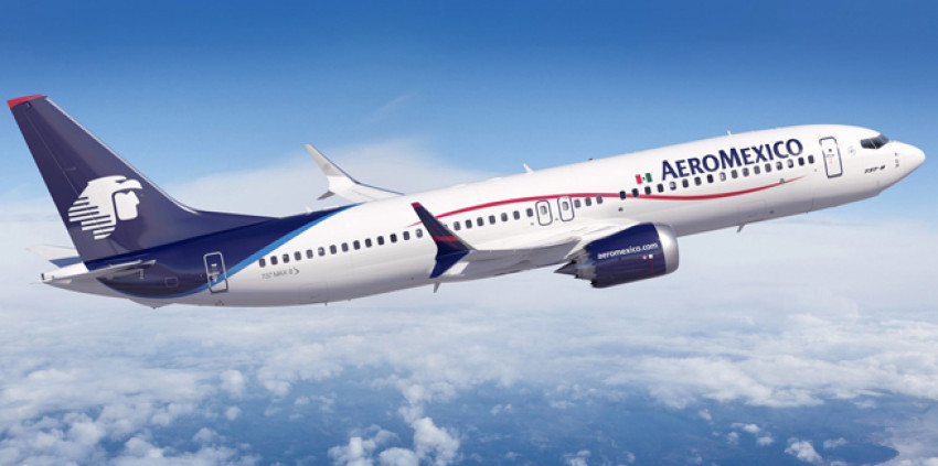 Cost charged by Aeromexico Airlines to Cancelling Flight