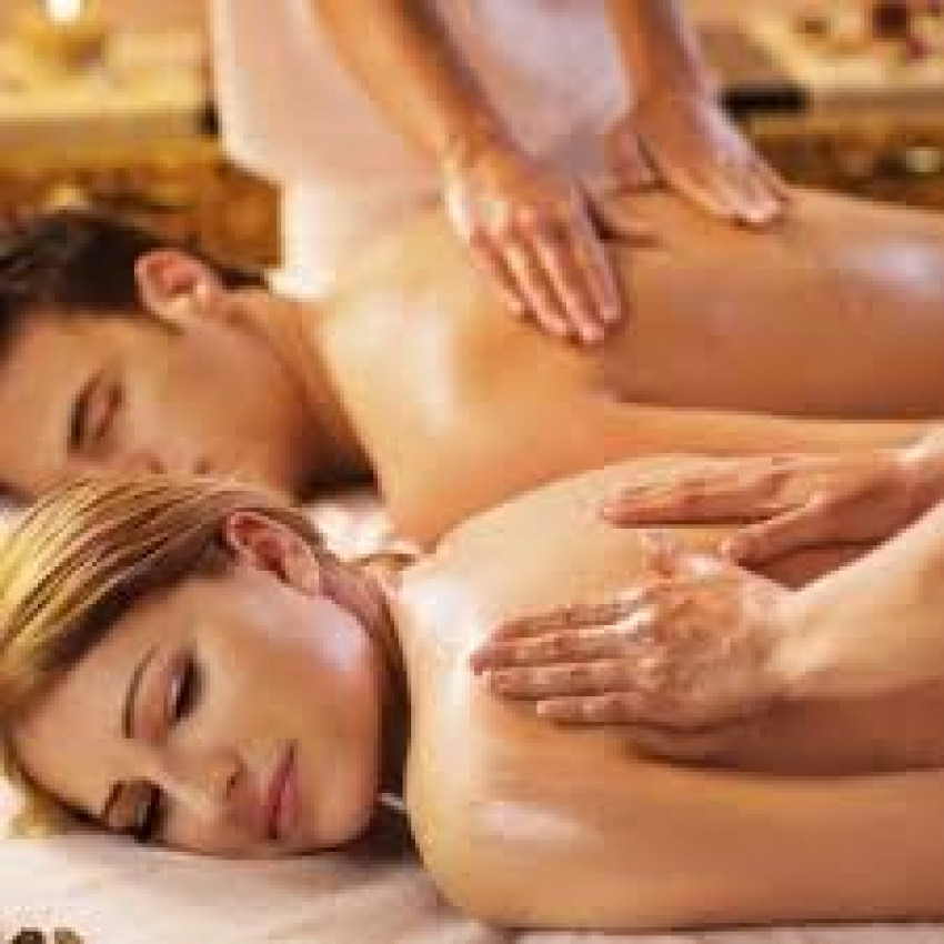Massage That Bridges The Space Between Body And Spirit