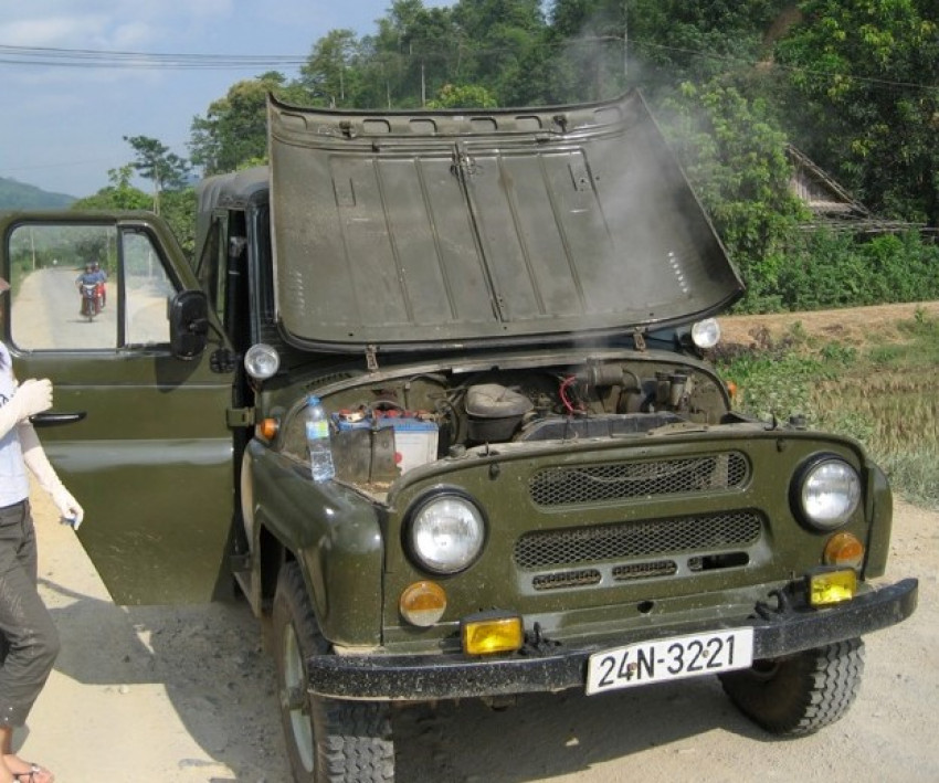 What to do When Your Jeep Overheats?