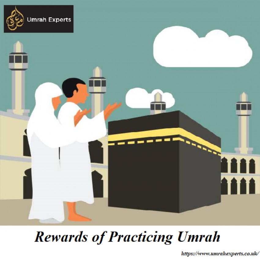 The Rewards of Practicing Umrah