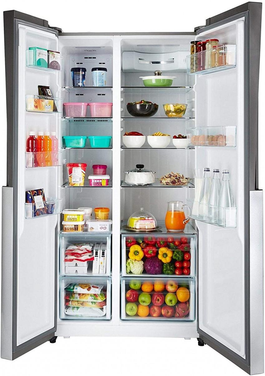 Top 3 side by side Fridge Refrigerators