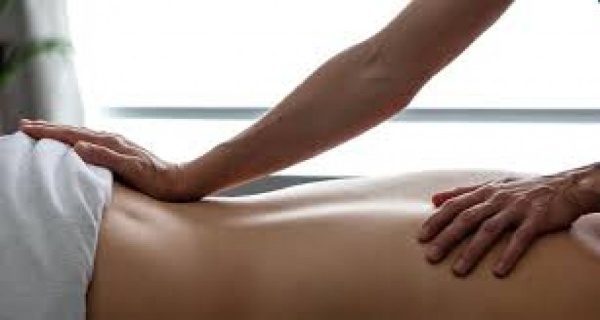 The Clasical European Body Massage