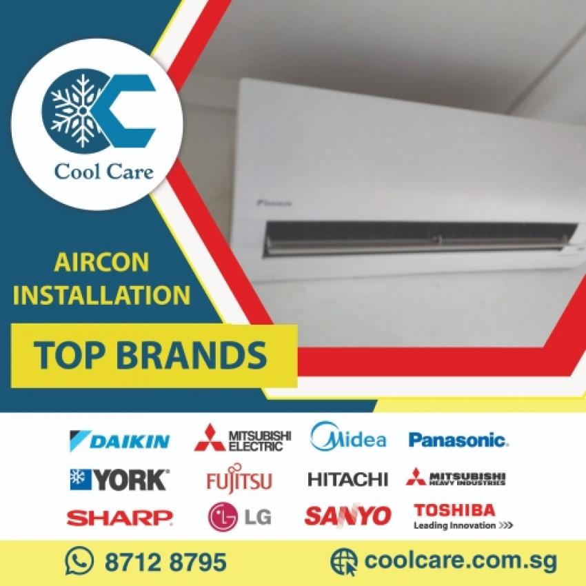 Aircon Installation Singapore - Coolcare