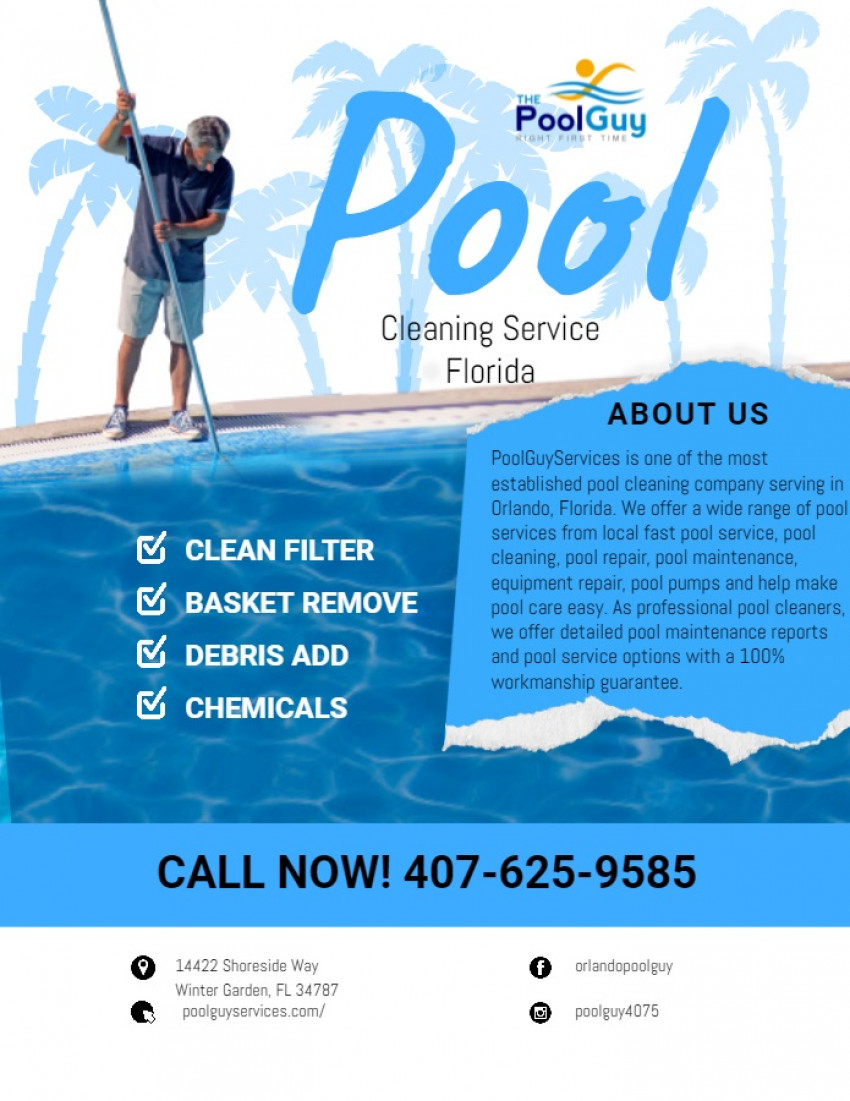 Benefits of hiring professional pool cleaning service during a Covid-19