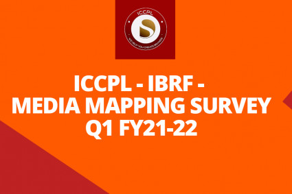 Media Mapping Survey by Top PR Agencies in India for Q1-FY21-22